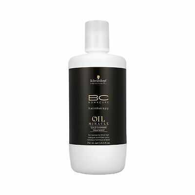 SCHWARZKOPF PROFESSIONAL BC Oil Miracle Gold Shimmer Masque 750ml