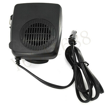 Car Heater Electric Heater 12V Car Warm Air-Conditioned Glass Defogging Defrost