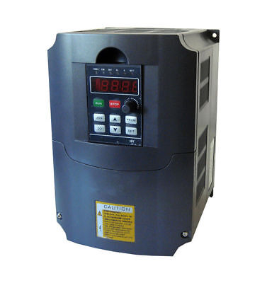 Update HY 220V 3KW Variable Frequency Drive VFD Inverter 4HP SVPWM RS485