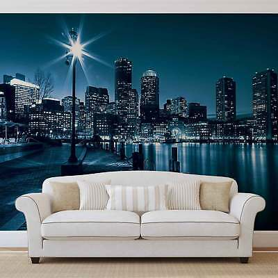 WALL MURAL PHOTO WALLPAPER XXL City Skyline (283WS)
