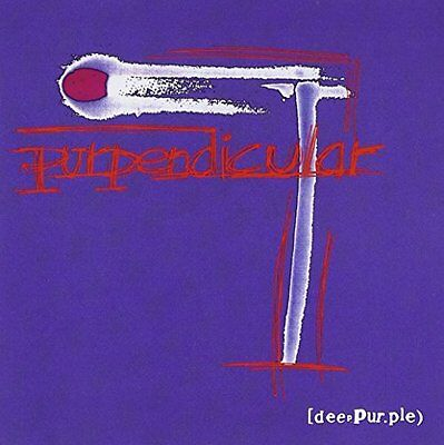 Deep Purple - Purpendicular CD RCA