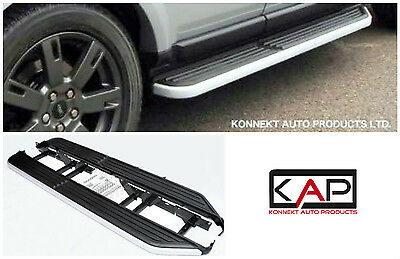 Land Rover Discovery 3 2003-2009 (LR3) OEM Style side steps Running boards