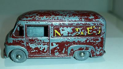 Matchbox Lesney COMMER 30 CWT VAN 69 A ~ Made in England in 1959