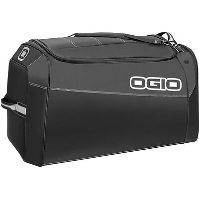 New Ogio Prospect Gear Bag Stealth Black Enduro Travel Motocross Kit Mx Cheap