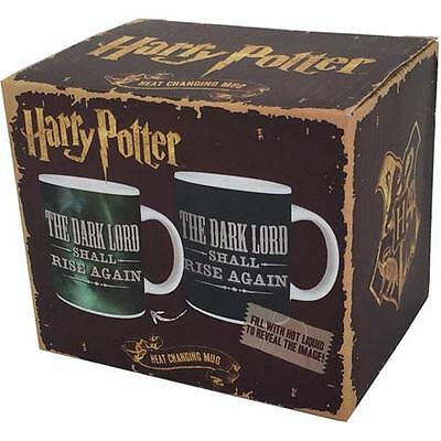 Harry Potter - The Dark Lord Heat Change Mug - New & Official Warner Bros