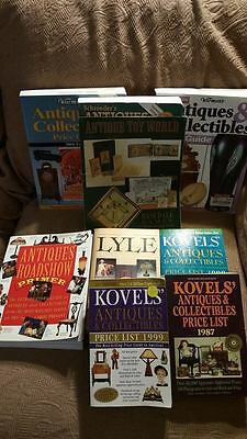 Wonderful Lot Of Antique And Collectable Books (Lot of 10 Books)