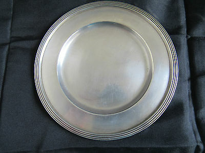 "Vintage HOTEL STATLER  5 1/2"" ~ International Silver co~ Dish  /Plate"