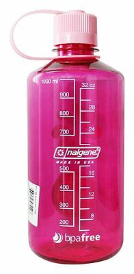 Nalgene - Everyday Tritan BPA Free Narrowmouth Water Bottle Pretty Pink - 32 oz.