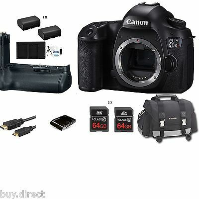 Canon EOS 5DSR 5DS R Digital SLR DSLR Camera (Body Only) *NEW* MPN: 0582C002 PKG