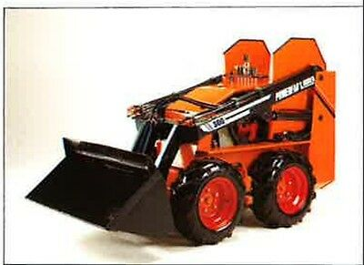 Powerfab Skid Steer Loader Drawings Plans Build Your Own (Distributor Wanted)