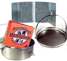 "NEW  Bedourie Oven 12"" & Campa Pan 20"" Bundle"