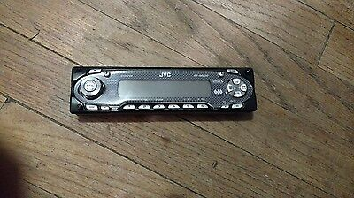 Jvc Kd-Ar600 Faceplate Onlt Tested