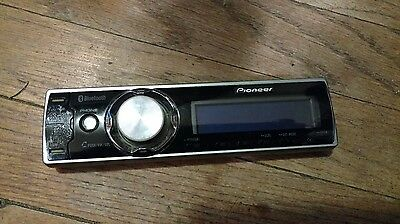 Pioneer DEH-P7900BT Faceplate Only- Tested