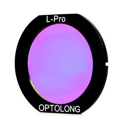 OPTOLONG L-Pro Precision Optical Coating Clip Filter for Canon EOS APS-C w/track