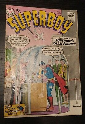 Superboy #73 (Jun 1959, DC) *Price Lowered*