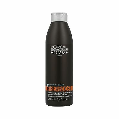 L'OREAL PROFESSIONNEL Homme Fiberboost Shampooing 250ml