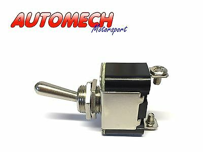 LMA Heavy Duty Motorsport On/Off Switch, Screw Terminals 25 AMP (754)