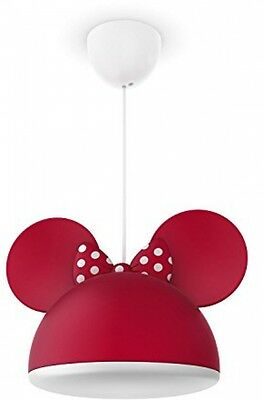 Ceiling Light Shade Minnie Mouse Design Kids Decorative Lighting Lightshade New