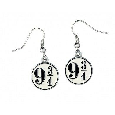 Harry Potter - Platform 9 and 3/4 Earrings