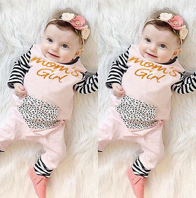 Rosa Baby Mädchen Warm Body Anzug Strampler Langärmlig Overall Outfits Kleidung