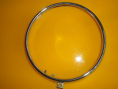 Mz Etz 125 - 250 - 251 Chrome Headlamp Rim