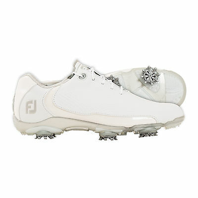 30% OFF SALE New Foot Joy DNA Shoes Ladies Leather Golf Shoe with Cleats Womens