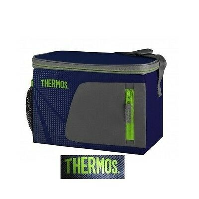Small Cool Bag Thermos Insulated Cooler Box Camping Food Storage 4 Litre 6 Can