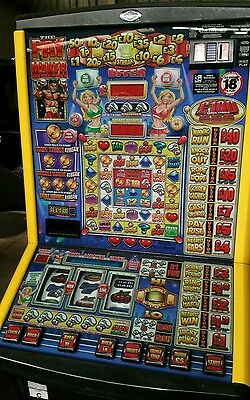 Fruit Machine - Paymaker - £100 Jackpot - Delivery Possible