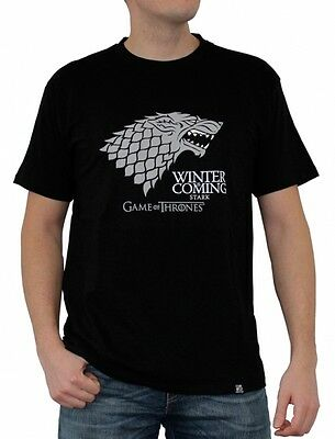 "Game of Thrones T-Shirt ""Winter is coming"""