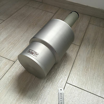 Huge NaI(Tl) 150x100mm Spectrometric Scintillation Detector spectrometer Crystal
