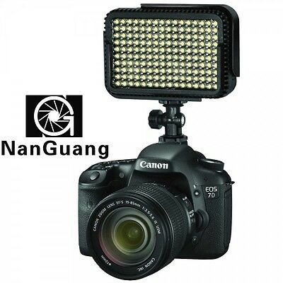 Antorcha vídeo NanGuang Led Bicolor CN-1600C | BargainFotos