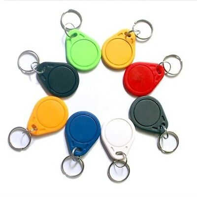 5 PCS RFID IC Key Tags Keyfobs Card Token NFC TAG Keychain 13.56MHz FOR Arduino
