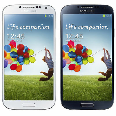 """Samsung Galaxy S4 GT-i9505 16GB 4G Factory Unlocked Android Smartphone 5.0"""" UK"""