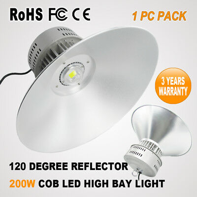 150W Cob Led High Bay Factory Light Warehouse Industrial Commercial Lamp Low Bay