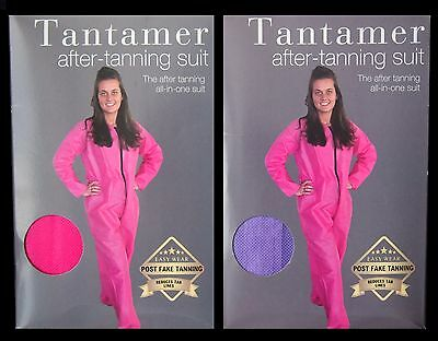 Reusable Tanning body suit Self Home Fake Tan. Stop smears, streaks, stains