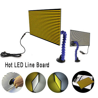 Hot LED Dent Testing Reflective Board Double Panel USB PDR Strip Line Board
