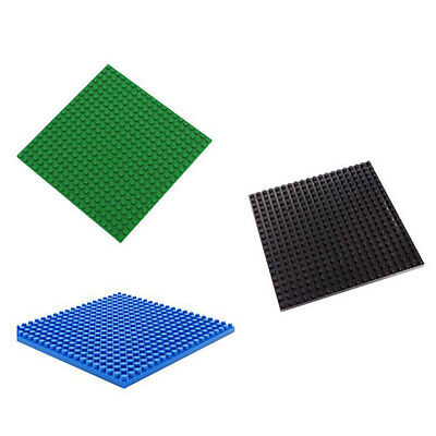 1Pcs Block Base DIY Baseplate Plate Educational Toys 16x16 Dots For Kids Child