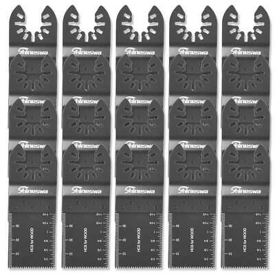 20pk Oscillating Multi Tool High-carbon Steel blade for Rockwell Porter Cable