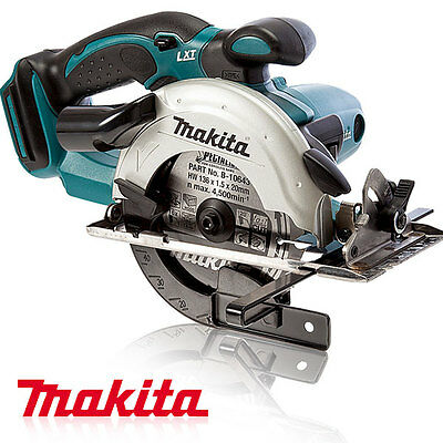 Makita / DSS501Z / Lithium-ion Charge Circular Saw-Baretool, 18V, Body only