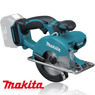 Makita / DCS550Z / Lithium-ion Charge Metal Cutter, Baretool, 18V, Body only