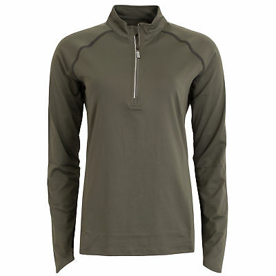 New Callaway Womens Victory 1/2 Zip Pullover Golf Sweater Top Ladies