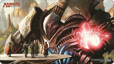 Magic The Gathering TCG - Kaladesh - Combustible Gearhulk Playmat