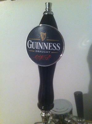 Brand New Never Used Pub Style Guinness beer tap handle