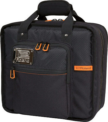 New Roland CB-BRB3 Black Series Durable Carrying Bag For Three Boutique Modules
