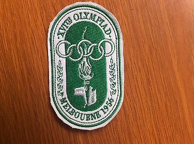 Patch Badge Melbourne 1956 -  Summer Olympics Games - Australia