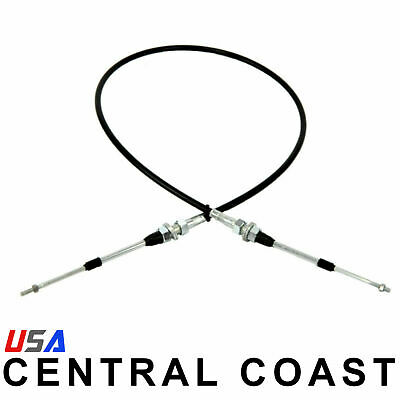 "NEW THROTTLE CABLE for KOMATSU D20 OR D21 DOZER, LOADER ""Heavy Duty"""