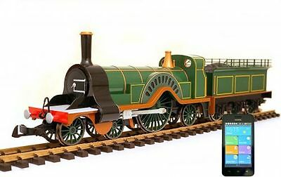 Bachmann Stirling WLAN-Wireless-battery Sound Steam locomotive with Smartphone,