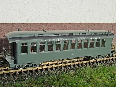 Accucraft Passenger car, Passenger car, 1:20,3, G Scale, high quality