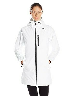 (TG. FR : S (Taille Fabricant : S)) Helly Hansen - Giacca impermeabile W Long Be