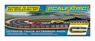 Scalextric Track Ultimate Extension Pack  - C8514 - BNIB